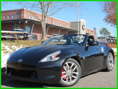 2010 Nissan 370Z Touring 3.7L V6 AUTOMATIC CONVERTIBLE BOSE PREMIUM AUDIO HEATED COOLED SEATS BLUETOOTH