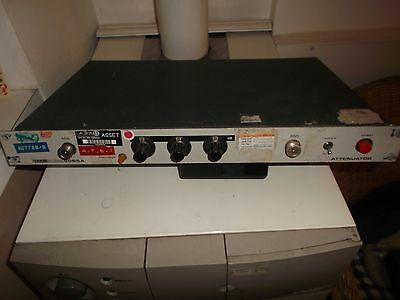 Racal Instruments 9065A Attenuator Mod Surplus Radio Laboratory Test Set