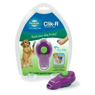 PetSafe Clik-R Training Tool FAST SHIP Gift UK