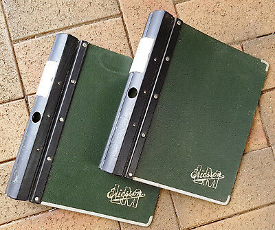 [2 only] Early LM Ericsson document binders
