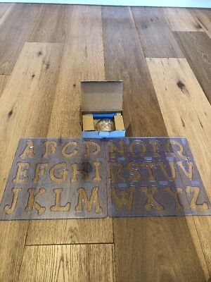 Creative Memories Cutting tool & Alphabet Stencil