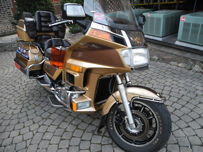 1985 Honda Gold Wing  1985 Honda Goldwing GL1200 Limited Edition