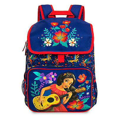 NWT Disney Store Elena of Avalor Backpack School Girls Princess