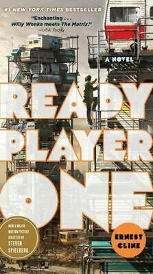 NEW Ready Player One By Ernest Cline Paperback Free Shipping