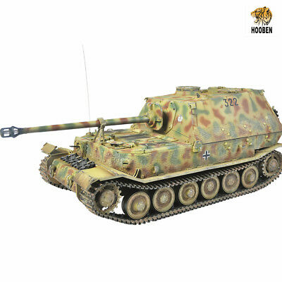 Hooben 1/16Scale German World of Tanks Ferdinand Destroyer Static Tank Model Kit