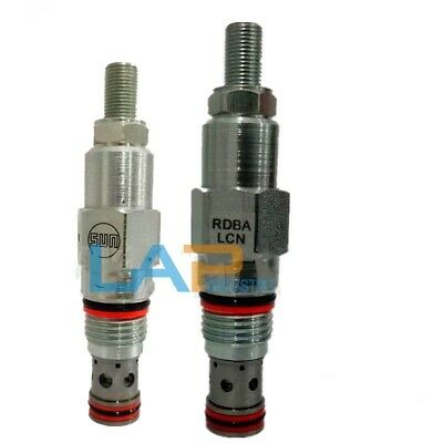 1PC New For SUN RDBA-LCN RDBALCN Relief Inline Valve