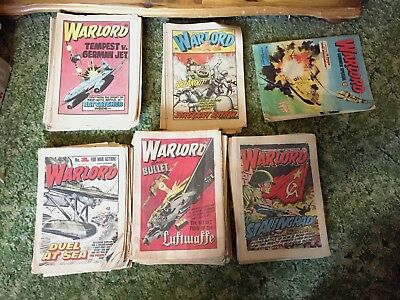 Warlord comic collection featuring 1978-1982