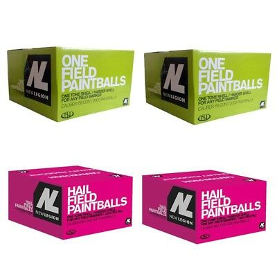 New Legion Paintball Paket - 2x One, 2x Hail