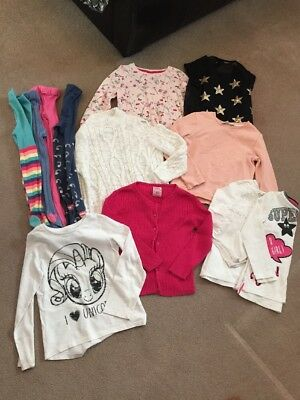 Bundle Of Girls Clothing 5-6 Years
