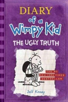 Diary of a wimpy kid do it yourself book 386 picclick the ugly truth diary of a wimpy kid book 5 by kinney solutioingenieria Images