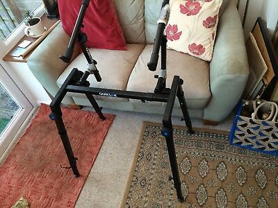 Quicklok two-tier Keyboard stand/table