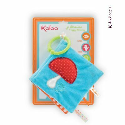 Kaloo Colours My First Tactile Fabric Book The Garden 0+