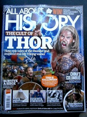 All About History Magazine Issue 57 (new) 2017
