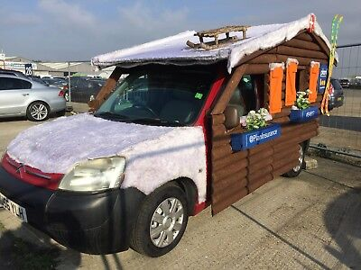 Citroen Berlingo Christmas Edition! Promotional Vehicle, Share This Listing!