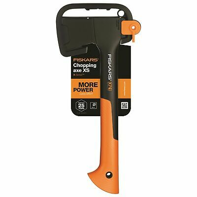 FISKARS X7 XS Chopping AXE FREE EXPRESS POST RRP $85 Model 1015618