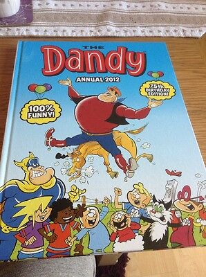 Dandy Annual 2012