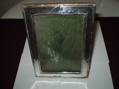 Antique Designed Hallmarked Silver Shabby Chic Photo Frame' **ideal Xmas Gift***
