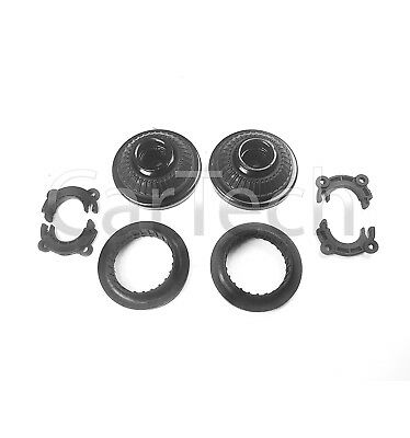 Vauxhall Astra H Mk5 Front Suspension Top Strut Mounts With Bearings (Pair)