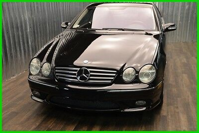 2005 Mercedes-Benz CL-Class CL600 2005 CL600 Used Turbo 5.5L V12 36V Automatic RWD Coupe Premium Bose