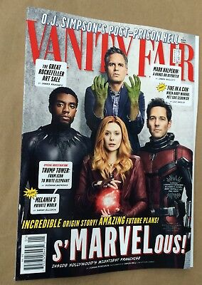 Vanity Fair Avengers Infinity Set of Four Marvel FREE EXPEDITED SHIPPING