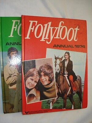 Follyfoot Annuals 1974 and 1975