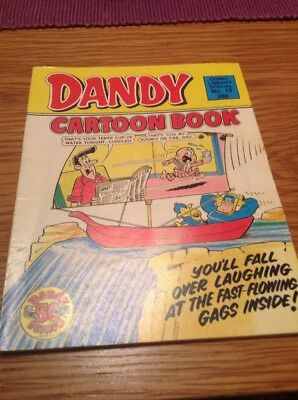 Dandy Comic Library Cartoon Book Number 10