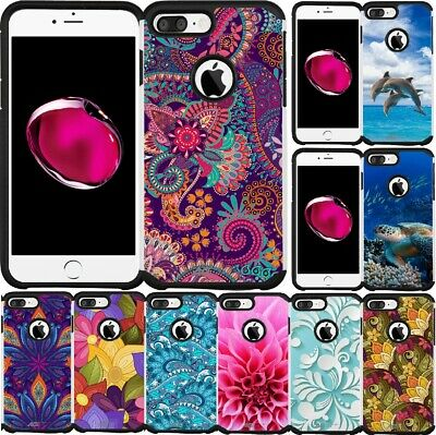 Slim Hybrid Armor Case Phone Cover for Apple iPhone 6 PLUS / iPhone 6S PLUS