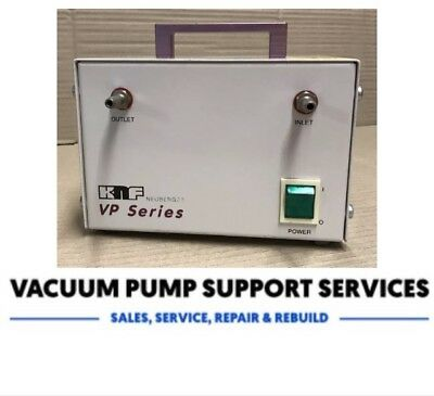 Vacuum Pump- Oil Free-230v- Knf-FREE DELIVERY-Edwards Buchi Vacuubrand Lab- £175