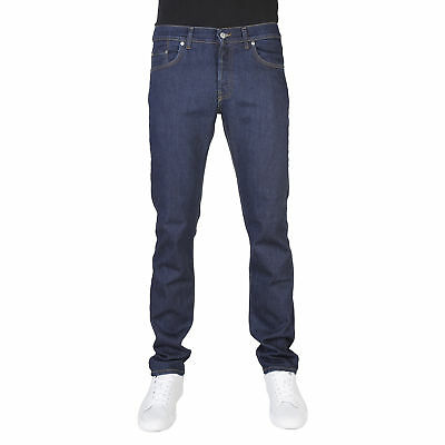 000710_0970A_100 Carrera Jeans - Jeans Uomo Denim Regular Fit Con Bottoni - 5 Ta