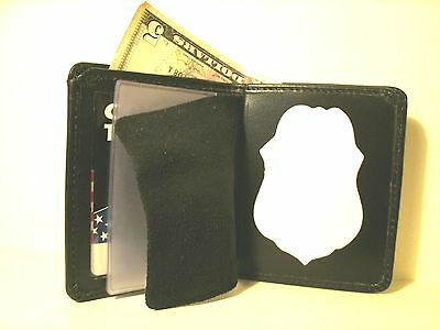 ELMWOOD PARK IL POLICE PATROLMAN'S Badge & ID Wallet BLACKINTON B-741 CT-06
