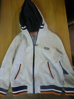 Hugo Boss 5 years old boys, Track suit top
