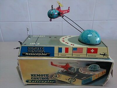 Biller - Remote Control Helicopter, N: 090, 1950 - TOP