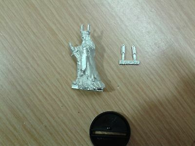 LOTR Lord Of The Rings TWILIGHT NAZGUL RINGWRAITH 1  metal OOP