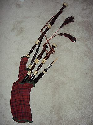 Cornemuse Dorig France & R.g Hardi Glasgow Vintage -Old Bagpipes For Restoration