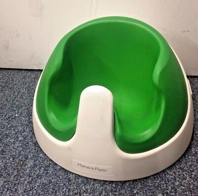Mamas and Papas Baby Snug Seat  Booster Seat Green