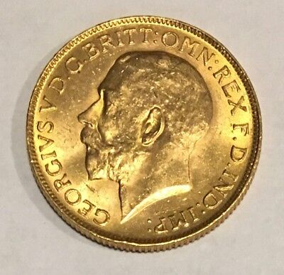 1926 South African Gold Sovereign
