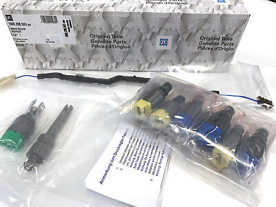 ZF6HP26 ZF6HP19 ZF6HP32 Solenoid Kit with Harness & Park Cylinder OEM 06 Up
