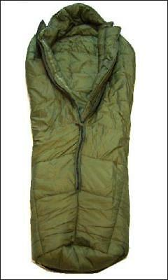 British Army Arctic sleeping Bag - LARGE-  With Compression sack - Free Shipping