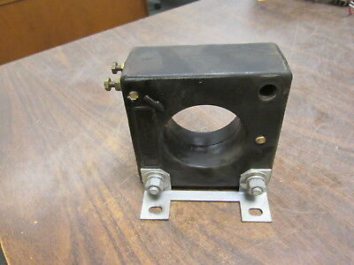 Westinghouse Current Transformer 237A970G06 400:5A Used
