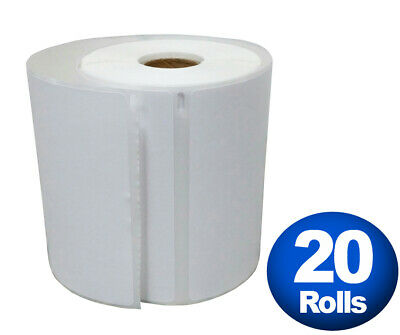 DYMO 4XL Direct Thermal Shipping Labels 4x6 ( 20 JUMBO rolls) 1744907 compatible
