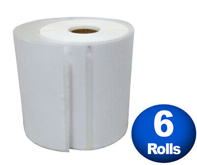 DYMO 4XL Direct Thermal Shipping Labels 4x6 ( 6 rolls )  1744907 compatible