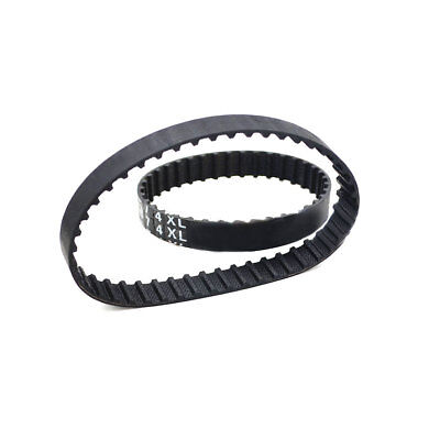 Rubber Pulley Timing Belt 380XL-412XL Close Loop Synchronous Wheel Timing Belt
