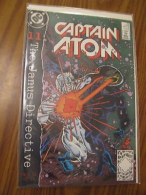 Captain Atom (DC) #30 Bagged and Boarded - C236