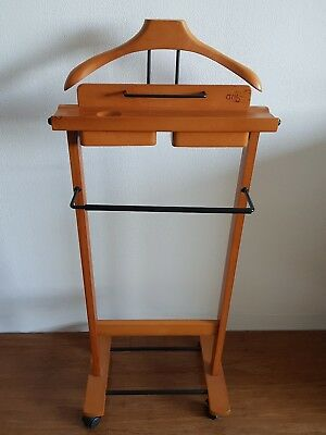 Gentlemen's Valet Clothes Stand by ARIS 100% MADE IN ITALY