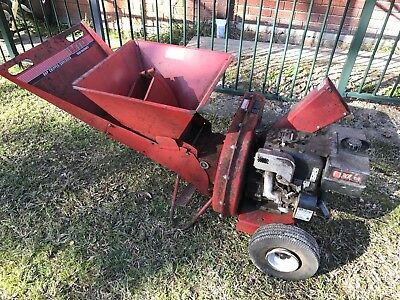 Wood Chipper Mulcher