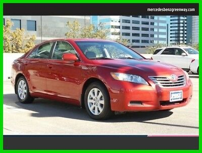 2009 Toyota Camry Hybrid Sedan 4-Door 2009 Used 2.4L I4 16V Automatic Front Wheel Drive Sedan