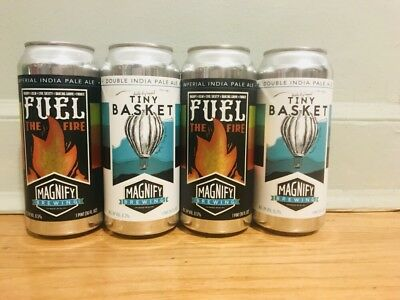 Magnify Brewing Mixed 4 Pack