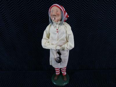 """1985 Byers' Choice Scrooge 2nd Edition 12"""" Tall"""