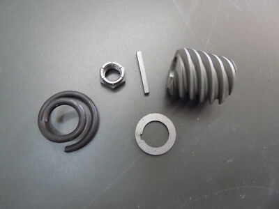 Hobart A-120-A-200  Motor Worm Gear Kit Worm gear 291221, Spring 12757, Key, Nut