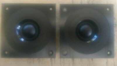 Philips Dome Tweeters ***New*** chosen by Bang & Olufsen $119 till listing end